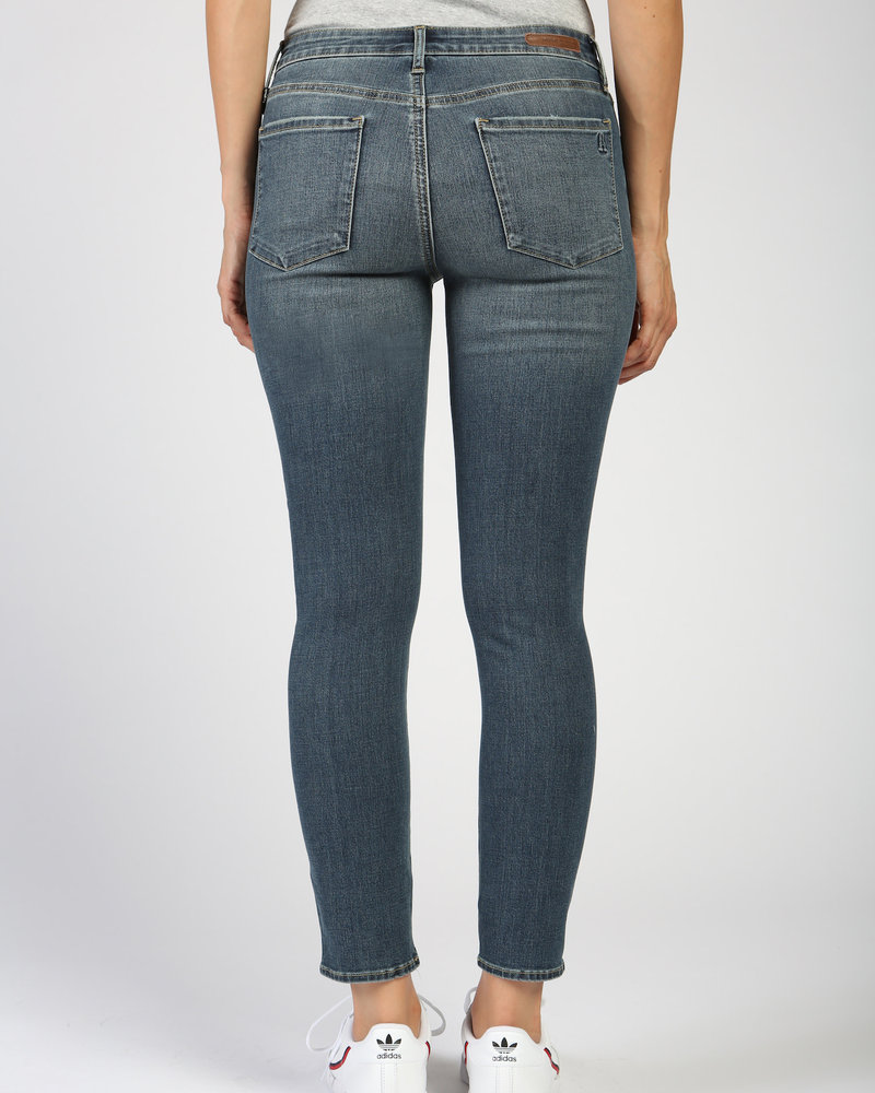 Articles of Society Articles of Society 'Suzy' Cropped Skinny Jean in Turks