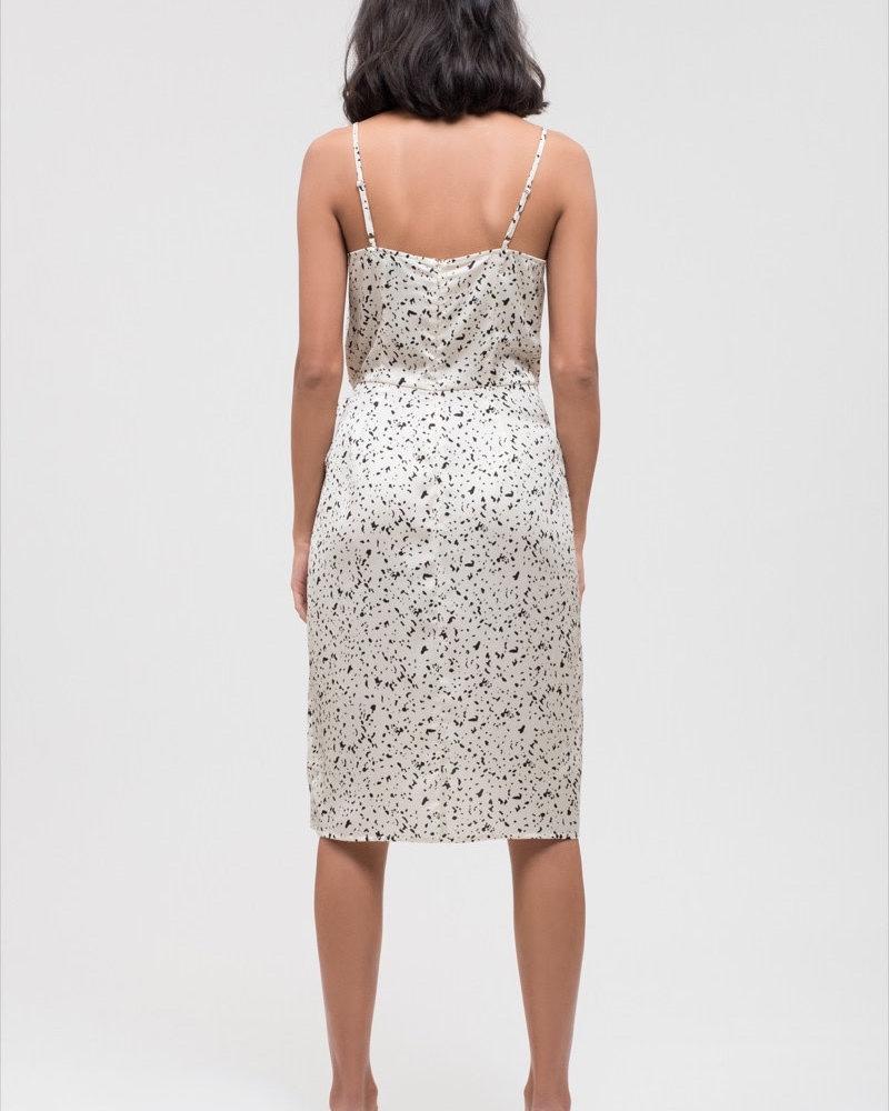 J.O.A. J.O.A. 'Connect the Dots' Slip Dress