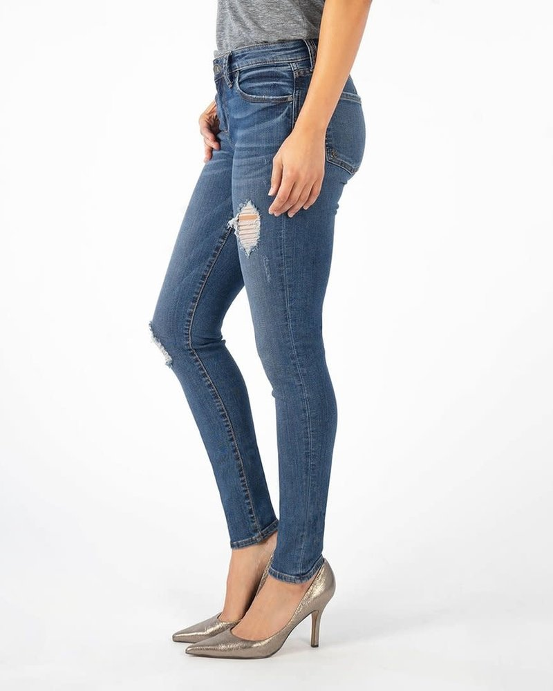 Kut from the Kloth Kut from the Kloth 'Mia' Toothpick Skinny Jeans in Massive **FINAL SALE**