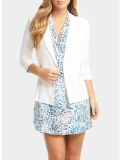 Tart Collections White 'Nicki' Blazer