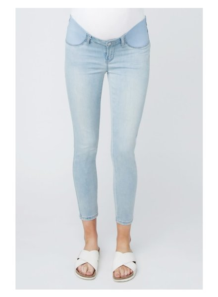 Ripe 'Isla' Ankle Grazer Jegging in Clean Fade
