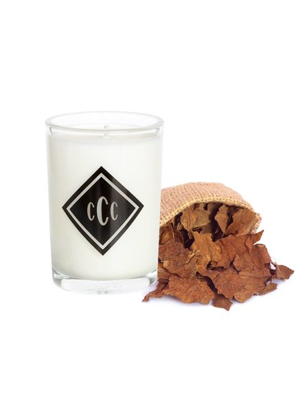 Chandler Candle Co. Tobacco & Amber Classic Candle
