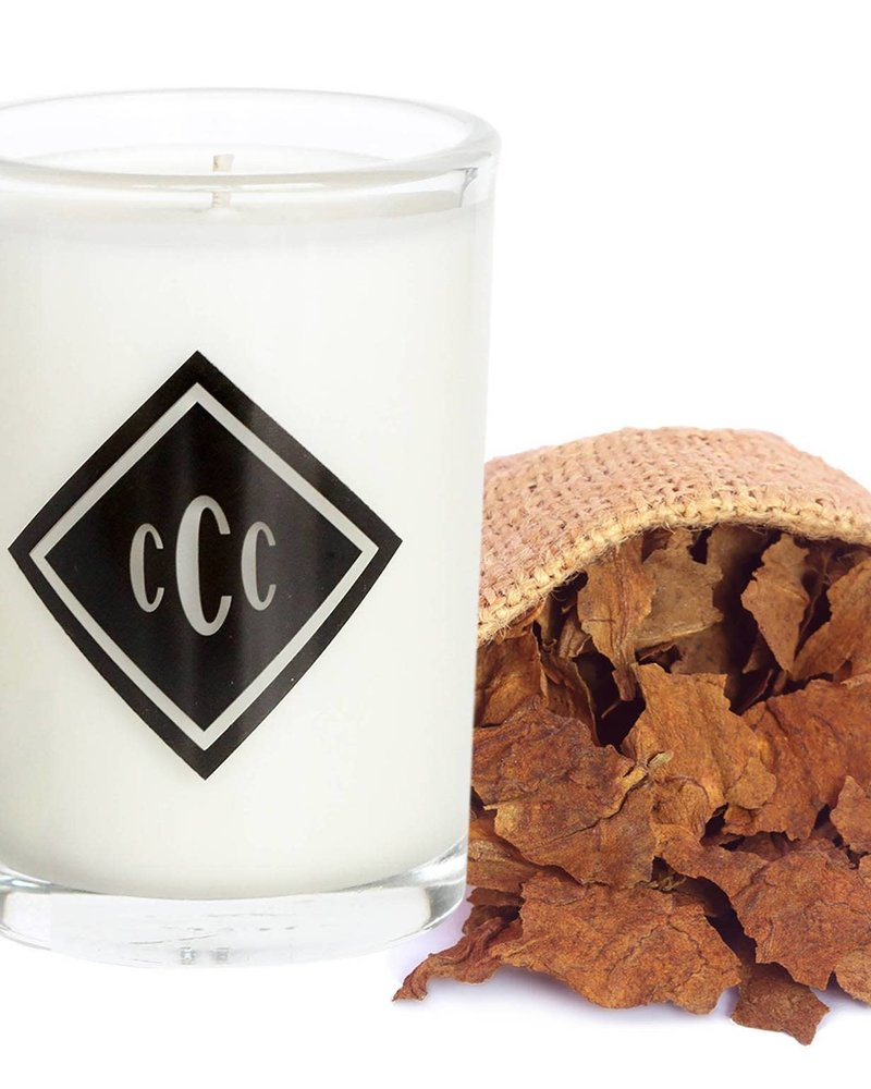 Chandler Candle Co. Chandler Candle Co Tobacco & Amber Classic Candle