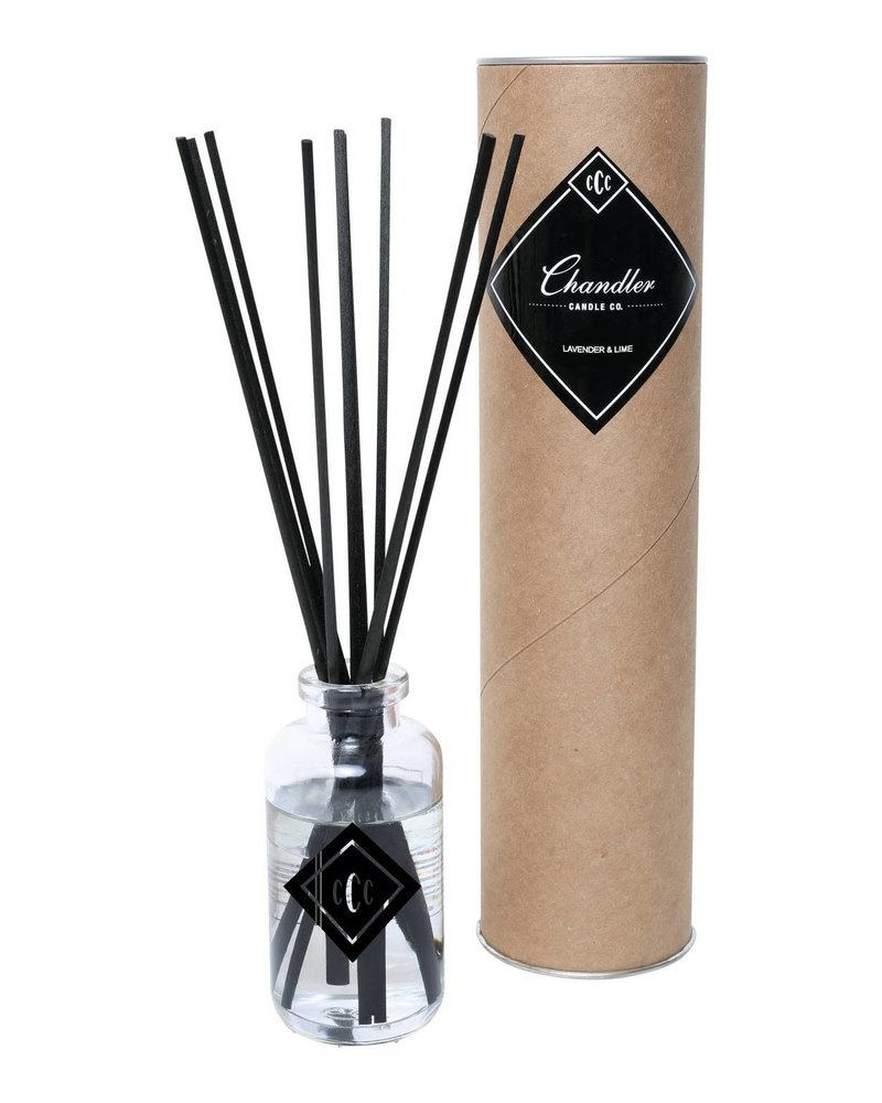Chandler Candle Co. Chandler Candle Co Lavender & Lime Reed Diffuser