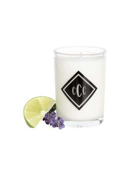 Chandler Candle Co. Lavender & Lime Classic Candle