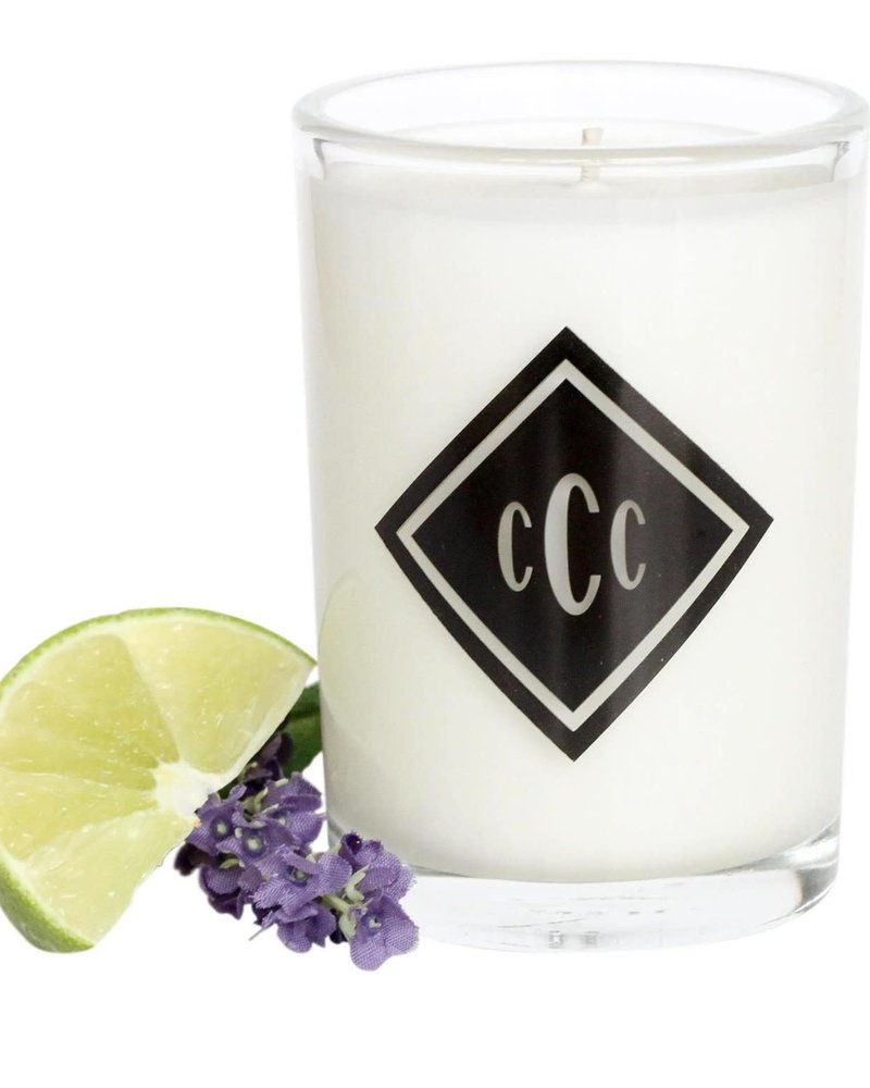 Chandler Candle Co. Chandler Candle Co Lavender & Lime Classic Candle