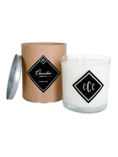 Chandler Candle Co. Lavender & Lime 3-Wick Candle