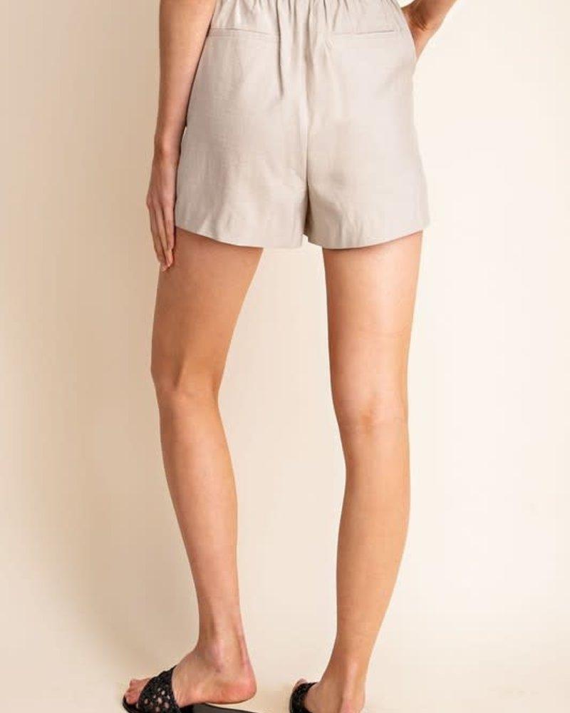 Gilli Gilli 'In The Jungle' Tie Front Shorts **FINAL SALE**