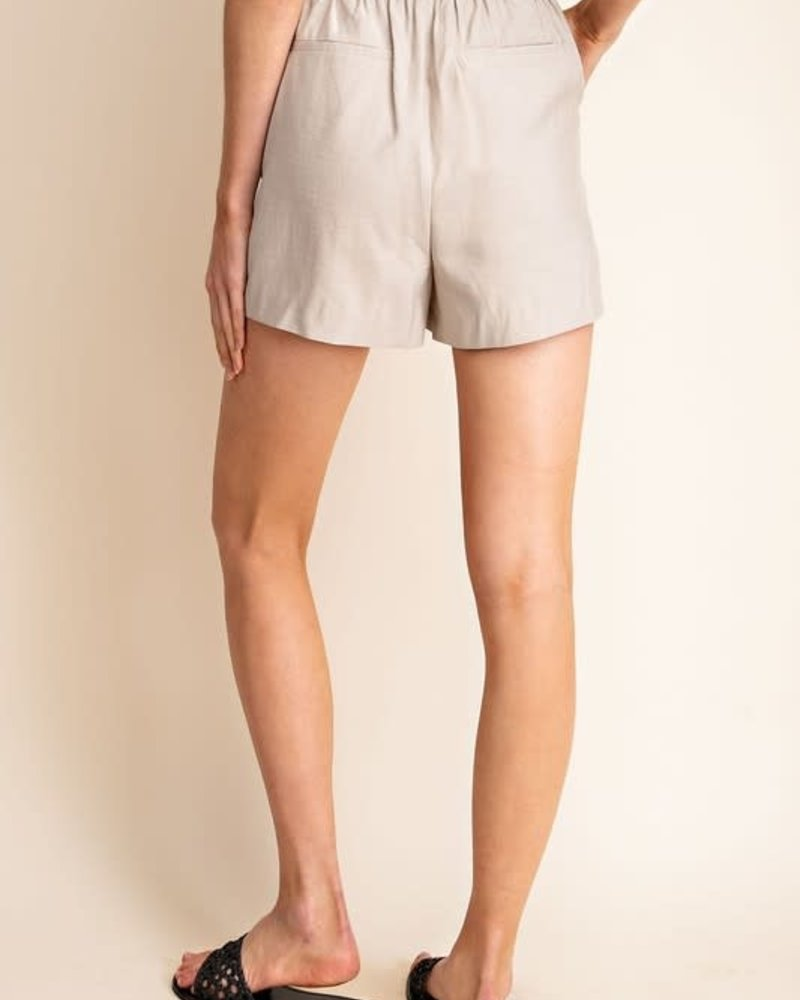 Gilli Gilli 'In The Jungle' Tie Front Shorts