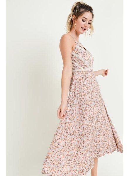 Doe & Rae 'Fresh Cut Flowers' Dress (Small)