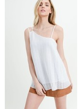 Doe & Rae 'Three Straps Are Better Than One' Top