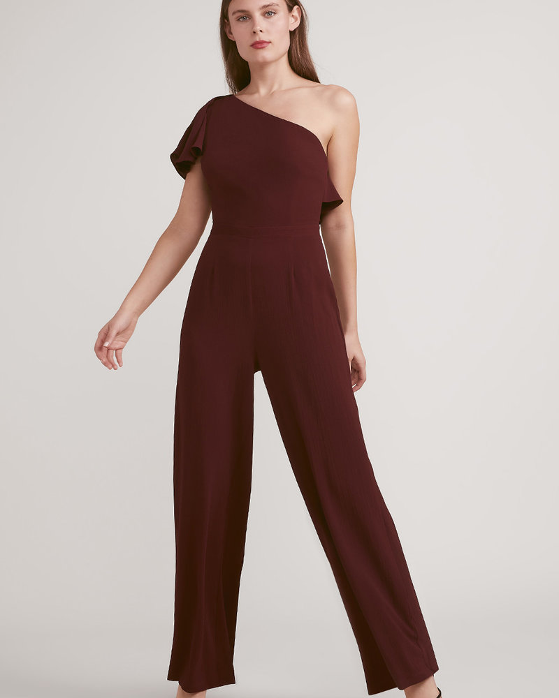 BB Dakota BB Dakota ' LA Woman' One Shoulder Jumpsuit (Size 6) **FINAL SALE**