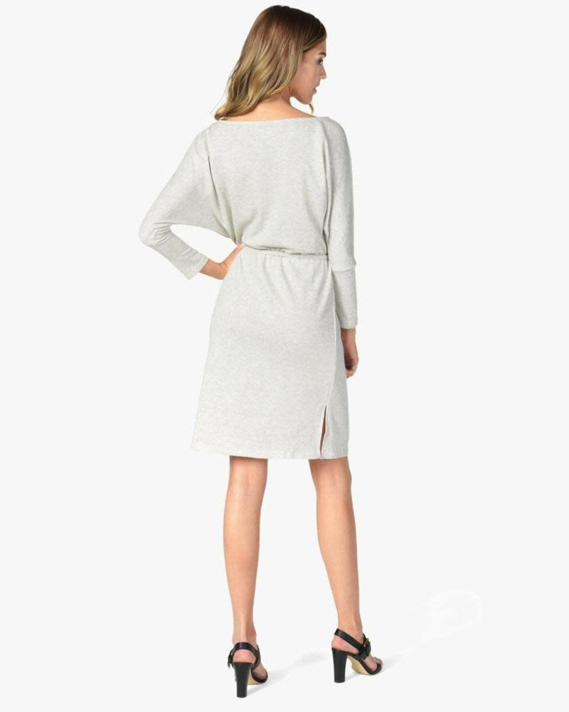 Cupcakes & Cashmere Cupcakes & Cashmere 'Senna' Boatneck Dress **FINAL SALE**