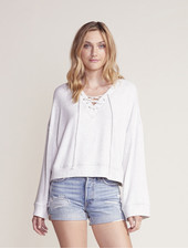 Cupcakes & Cashmere Heather Ash 'Soma' Top