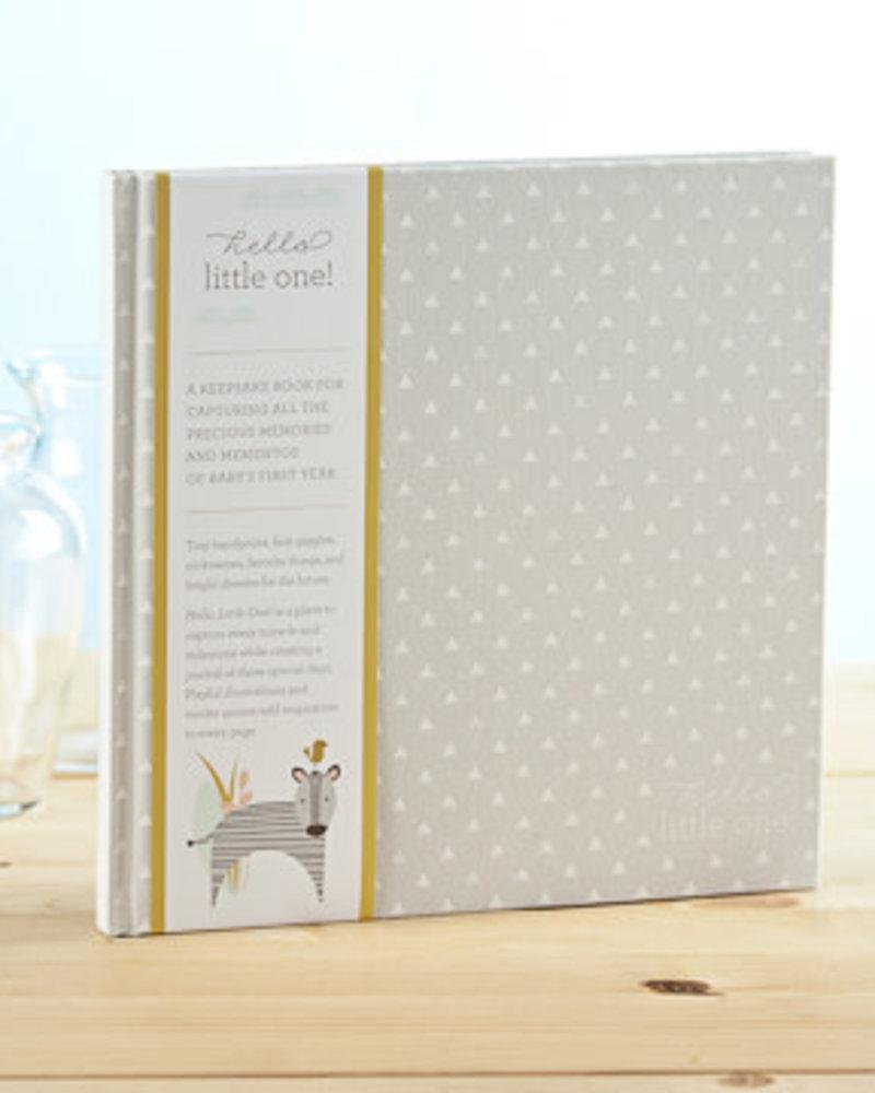 Compendium Compendium 'Hello Little One' Keepsake Baby Journal