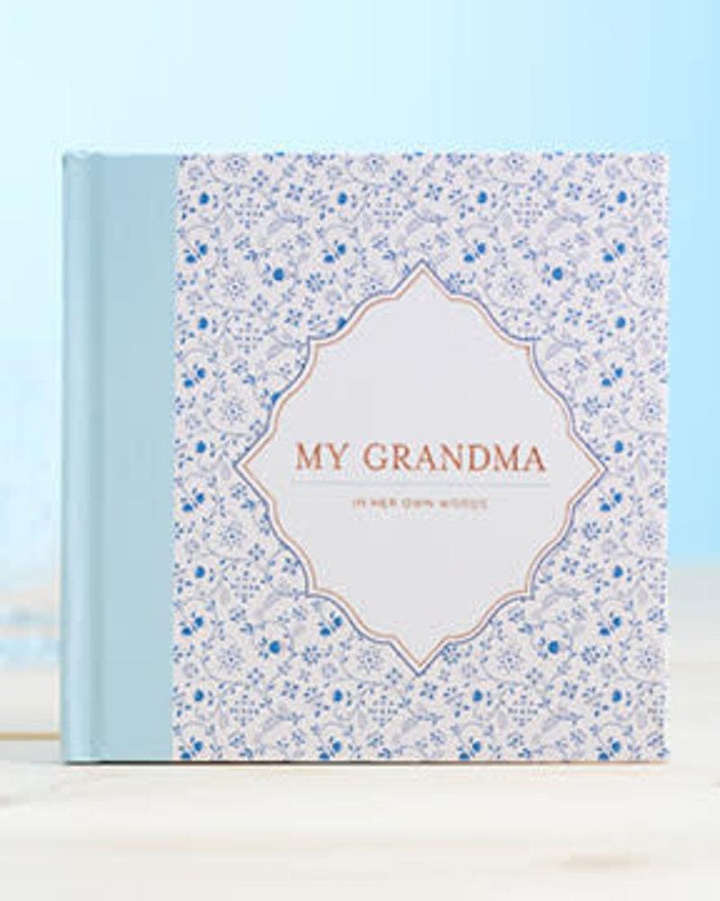 Compendium Compendium My Grandma Interview Journal