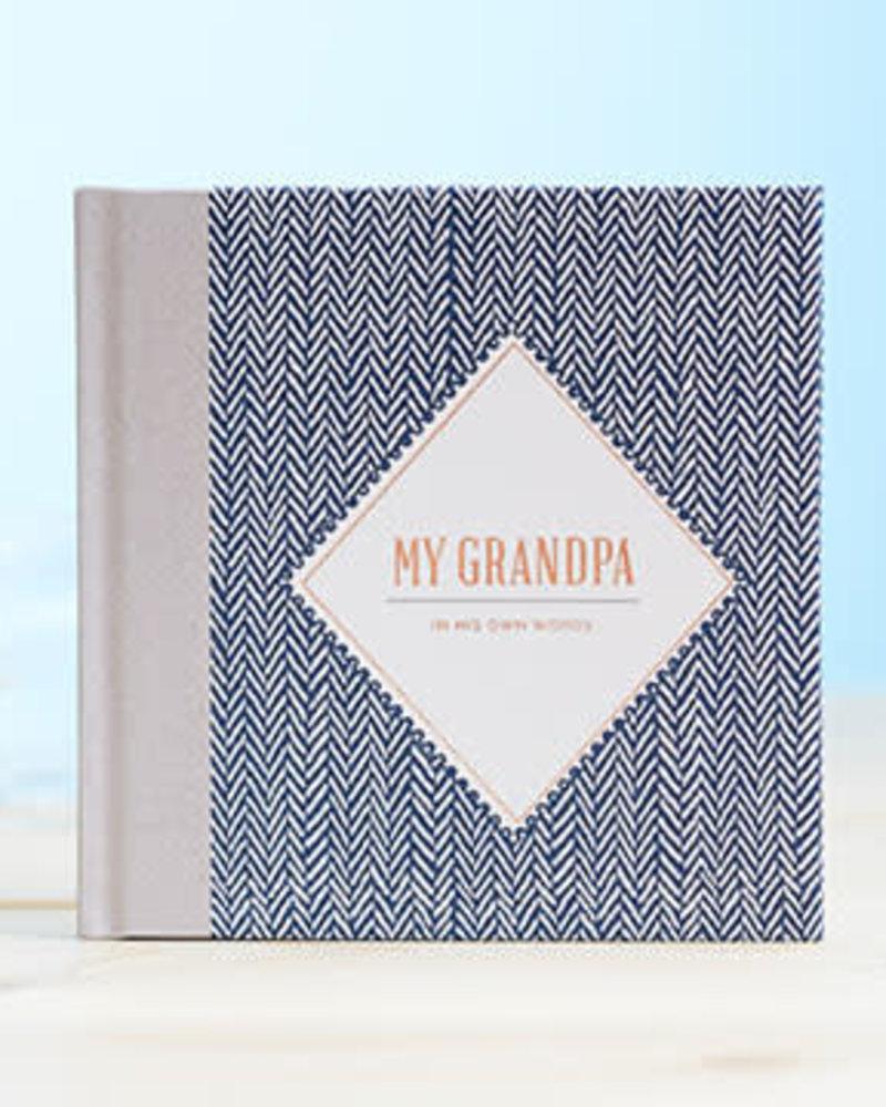 Compendium Compendium My Grandpa Interview Journal