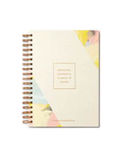 Compendium Something Wonderful Is About to Happen 17-Month Planner