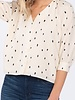 Everly Everly 'Print The Dot' Top