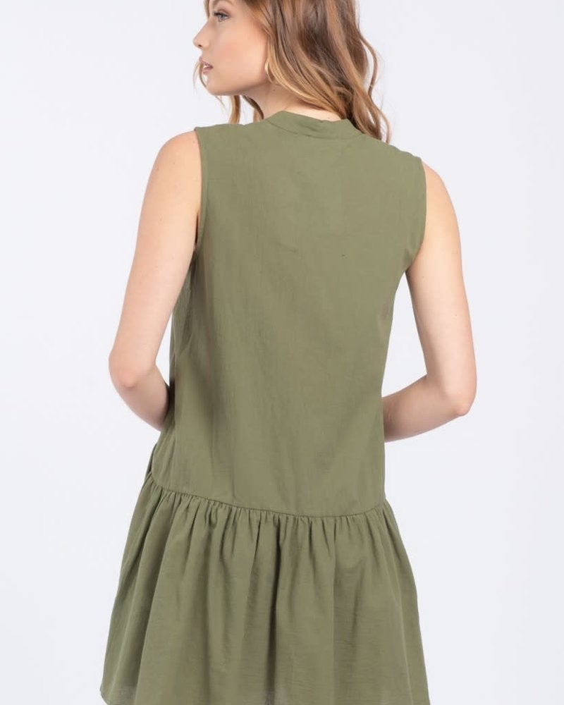 Everly Everly 'Little Olive' Dress
