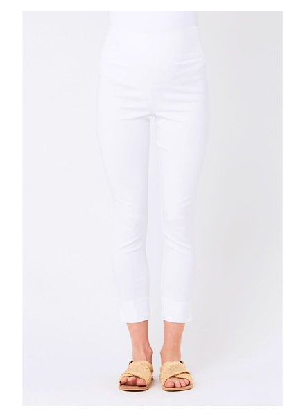 Ripe White 'Suzie' Capri Pant **FINAL SALE**