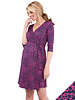 Seraphine Maternity Seraphine Maternity 'Hannah' Printed Nursing Wrap Dress **FINAL SALE**