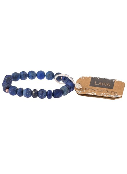 Scout Curated Wears Lapis Stone Stacking Bracelet