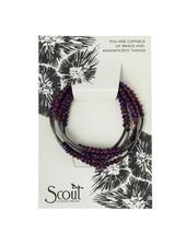 Scout Curated Wears Dahlia & Hematite Original Wrap Bracelet/Necklace