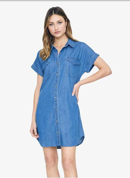 Sanctuary Clothing 'Sunset' Shirt Dress **FINAL SALE**