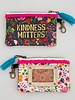 Natural Life Natural Life ID Pouch - 'Kindness Matters'