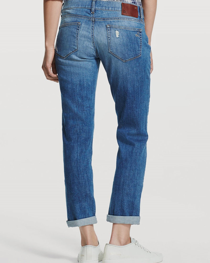DL1961 DL1961 'Riley' Maternity Boyfriend Jean in Dilorio (Size 27) **FINAL SALE**