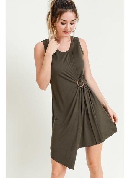 Doe & Rae 'Pick A Side' Dress (Small) **FINAL SALE**
