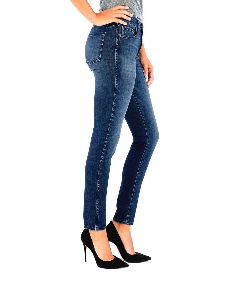 Kut from the Kloth Kut From The Kloth 'Diana Fab Ab' Relaxed Fit Skinny Jeans In Hold