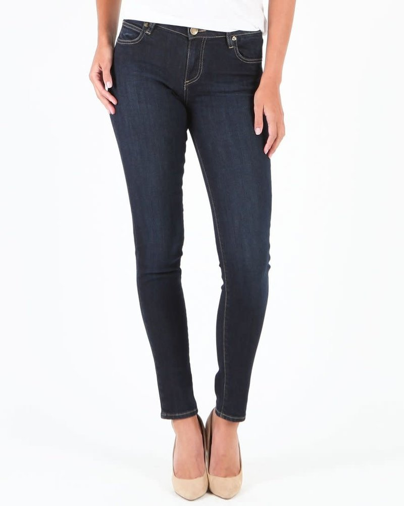 Kut from the Kloth Kut from the Kloth 'Diana Kurvy' Relaxed Fit Skinny Jeans in Limitless