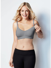 Bravado Designs Silver Belle Body Silk Seamless Nursing Bra
