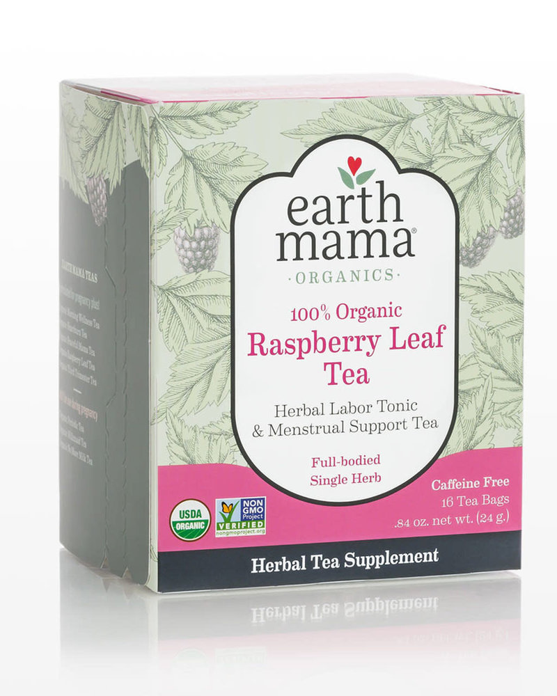 Earth Mama Organics Earth Mama Organic Raspberry Leaf Tea