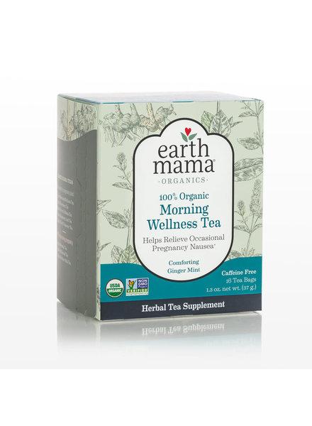 Earth Mama Organics Organic Morning Wellness Tea