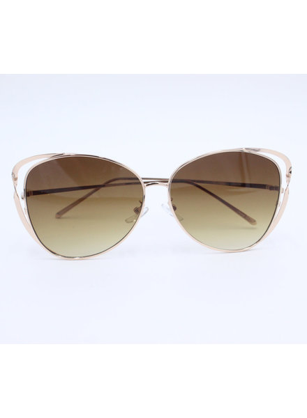 'Cat Eye' Sunglasses