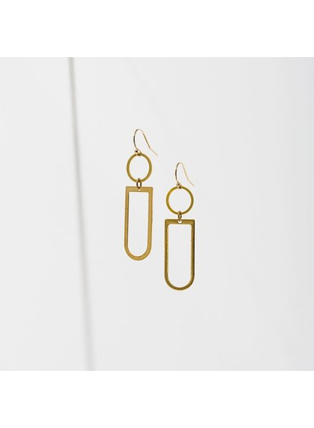 Larissa Loden 'Axiom Geometry' Earrings