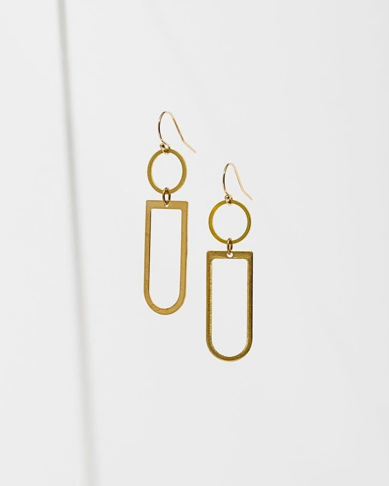 Larissa Loden Larissa Loden 'Axiom Geometry' Earrings