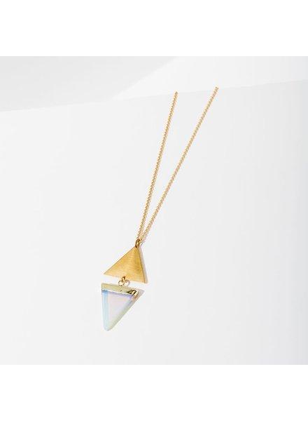 Larissa Loden Opalite 'Echo' Necklace