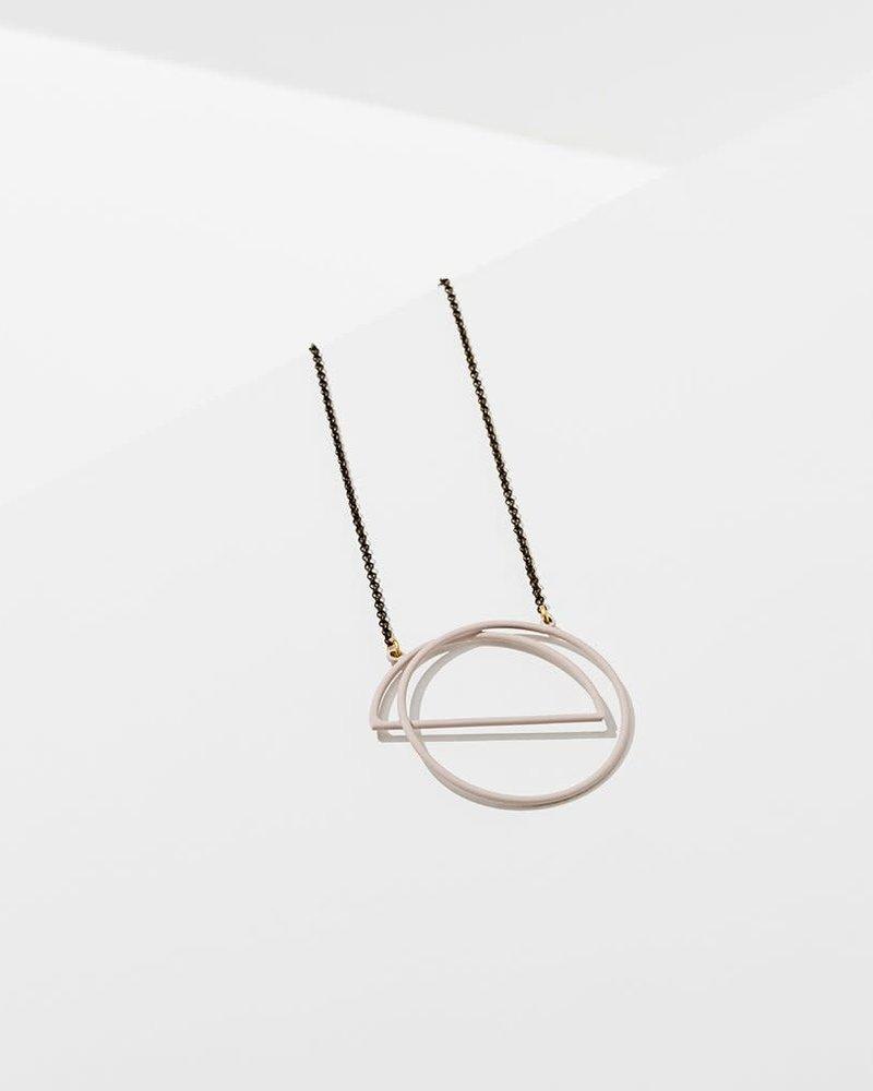 Larissa Loden Larissa Loden Tan 'Charade' Necklace