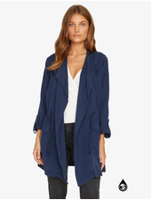 Sanctuary Clothing 'Cloudscape' Draped Jacket