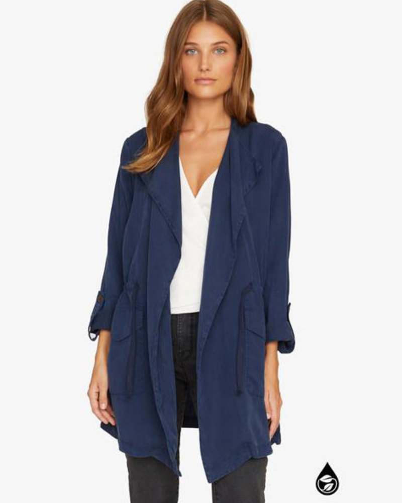 Sanctuary Clothing Sanctuary 'Cloudscape' Draped Jacket