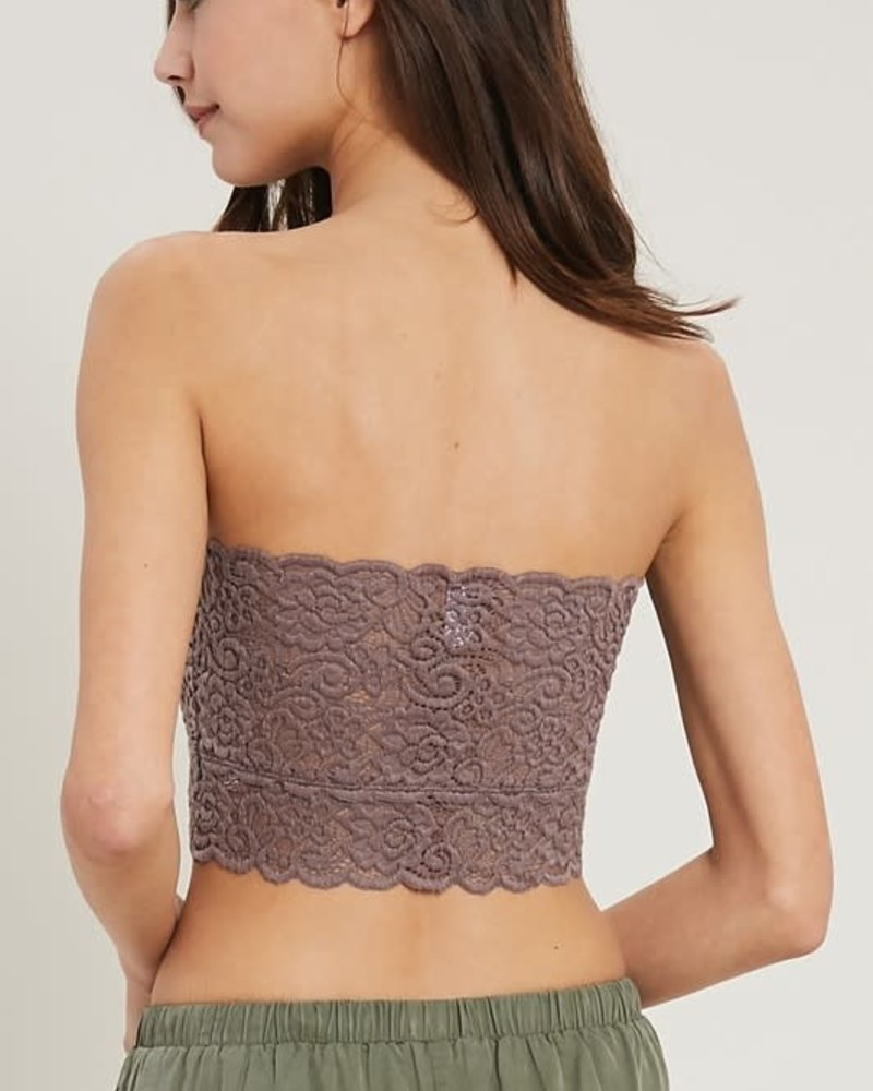 Wishlist Wishlist Knit Scallop Bandeau