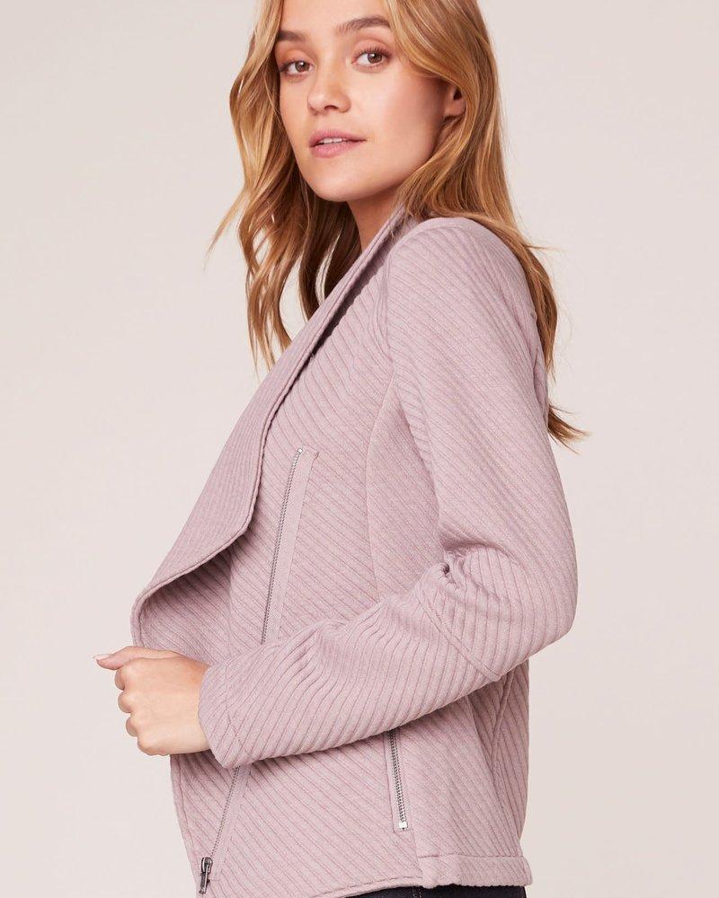 BB Dakota BB Dakota 'Place To Be' Knit Ottoman Jacket
