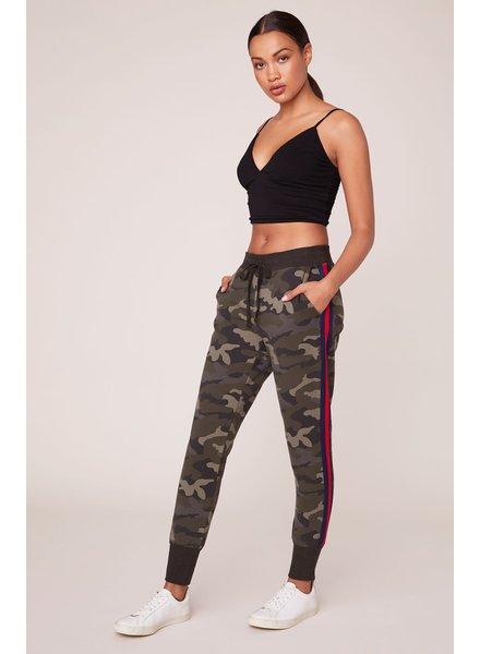 BB Dakota 'Leg Room' Camouflage Jogger