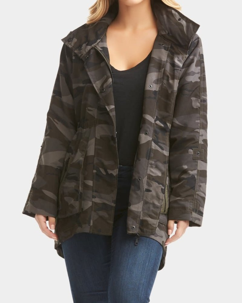 Tart Collections Tart Collections Olive Camo 'Cory' Jacket