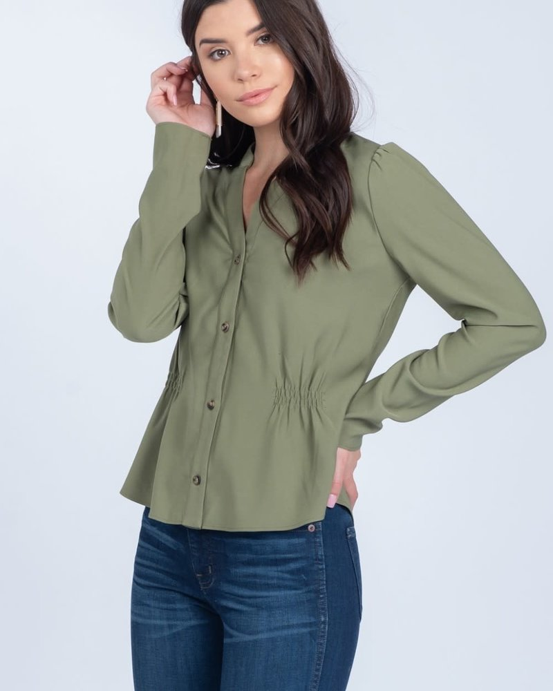 Everly Everly 'Bring It In' Top