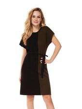 Dex 'Yin & Yang' Dress